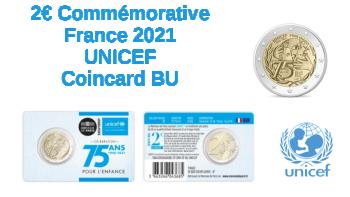 Coincard UNICEF BU
