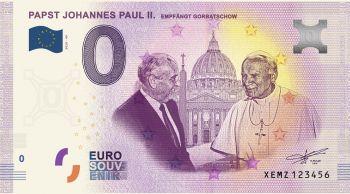 Papst Johannes Paul II VS Gorbatschow