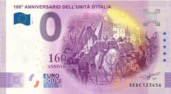 160° Anniversario Dell Unita D'Italia