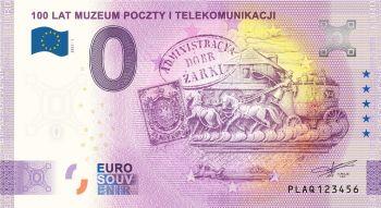 100 Lat Muzeum Poczty Telekomunikacji
