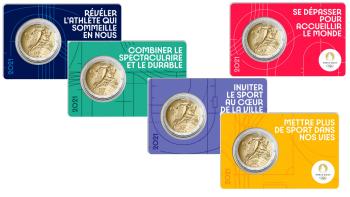 Paris 2024 - 5 Versions