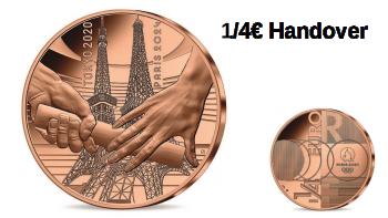 Paris 2024 Handover